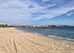 Пляжи Салоу (Таррагона)