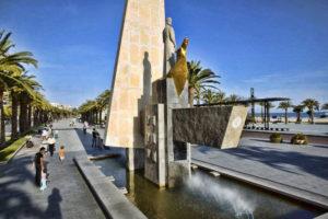 Бульвар и Монумент короля Хайме I