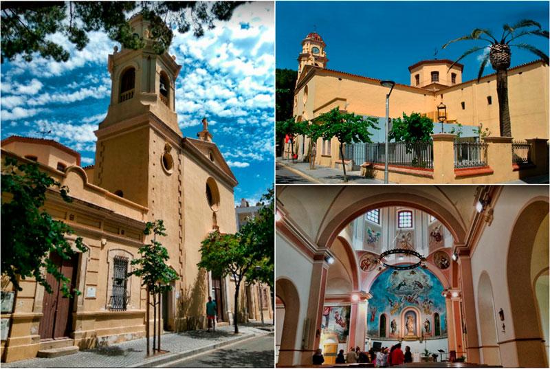 Церковь Святой Марии дель Мар