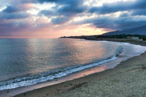 Пляж Гуадальмар
