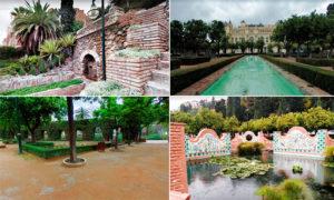 Сады Педро Луиса Алонсо