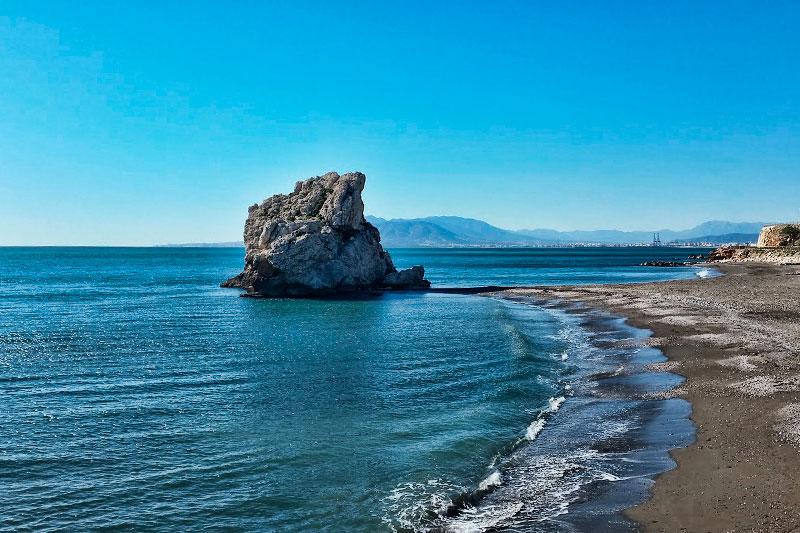 Пляж Пеньон дель Куэрво