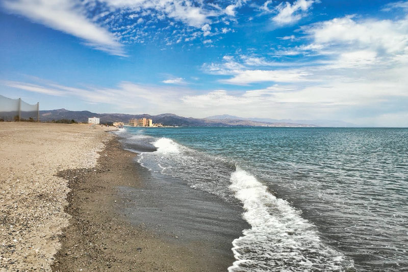 Пляж Кампо де Гольф