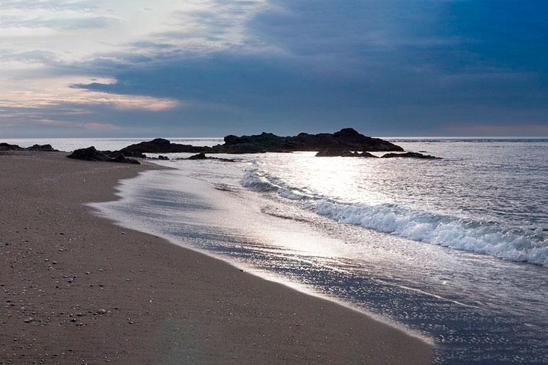 Пляж Эль Кандадо