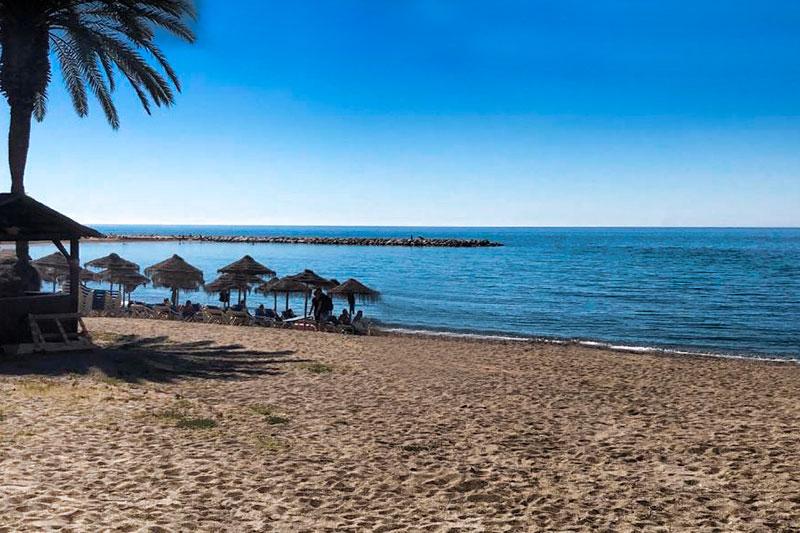 Пляж Эль Пало