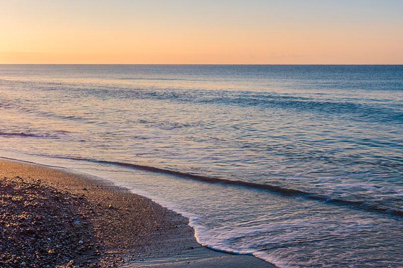 Пляж Ла Аранья