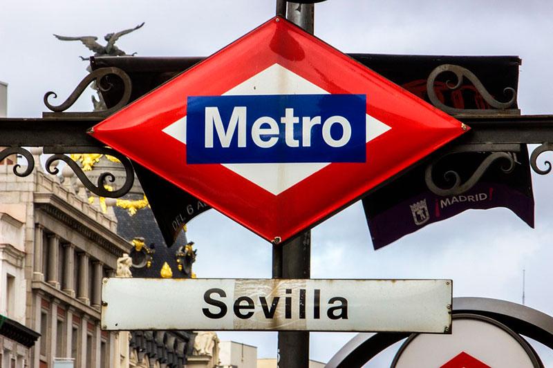 Городской транспорт Мадрида