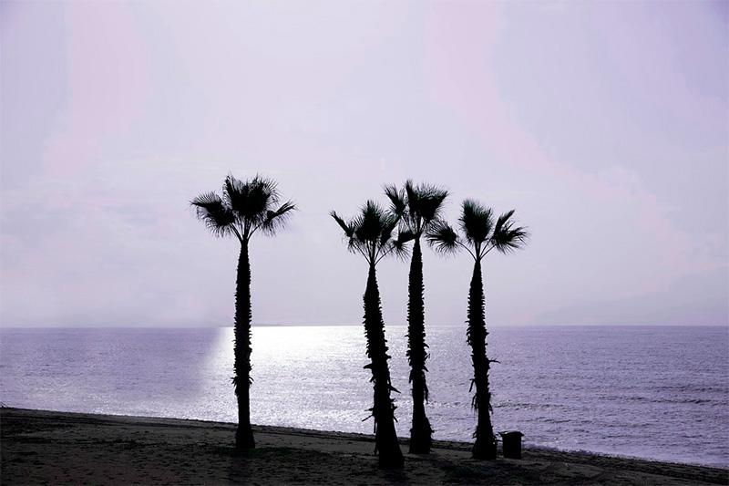 Пляж Касабланка